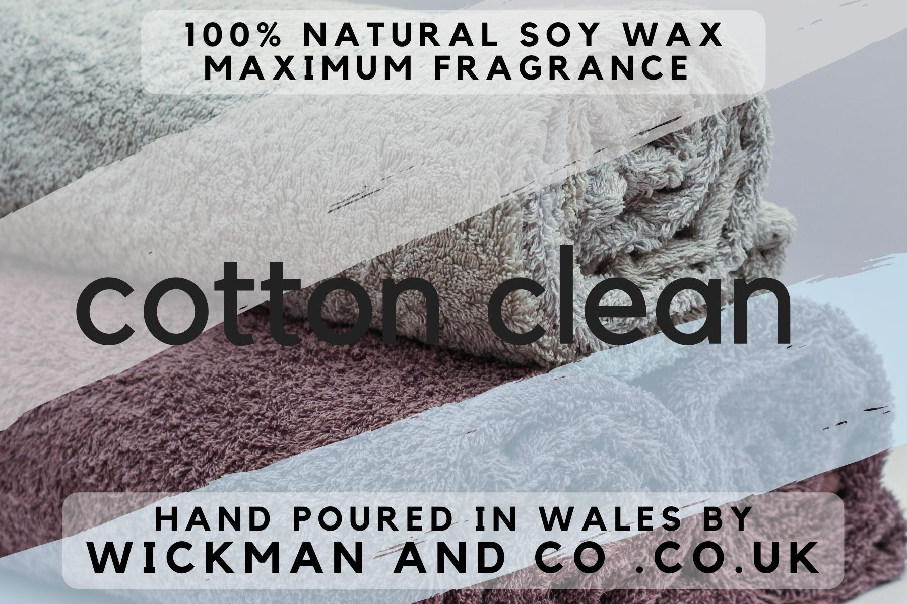 Cotton Clean Soy Wax Melt